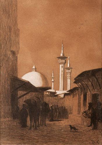 Orientalist Street Scene